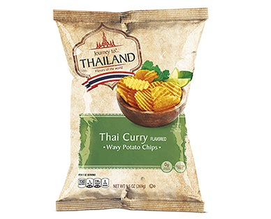 Journey To Thai Curry Chips