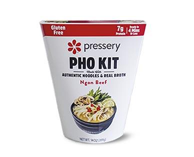 Pressery Pho Kit