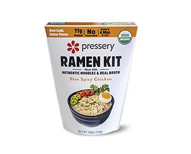 Pressery Shia Spicy Chicken Ramen Kit