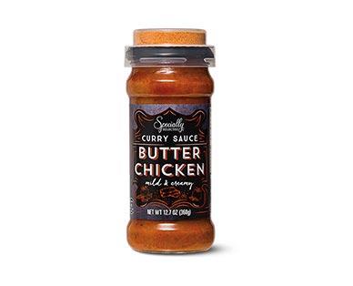 butter chicken curry sauce