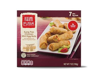 aldi kung pao chicken egg rolls