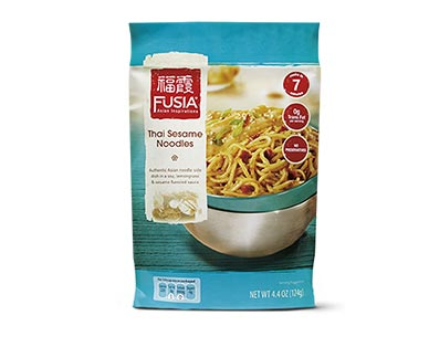 fusia thai sesame noodles