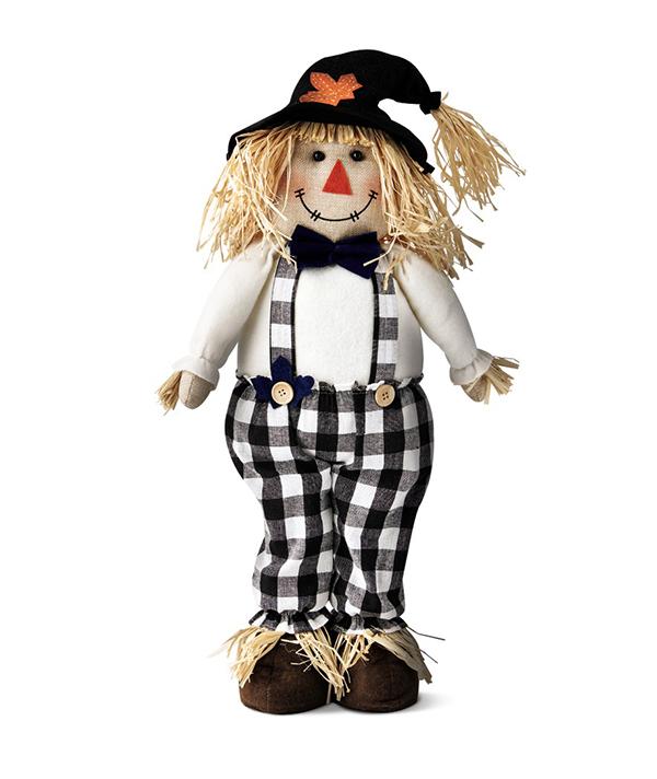 Tabletop Scarecrow Scarecrow Boy