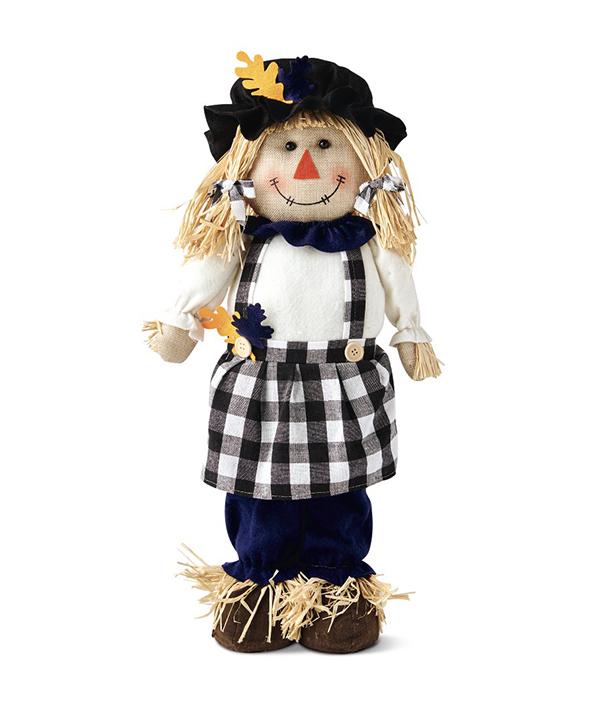Tabletop Scarecrow Scarecrow Girl