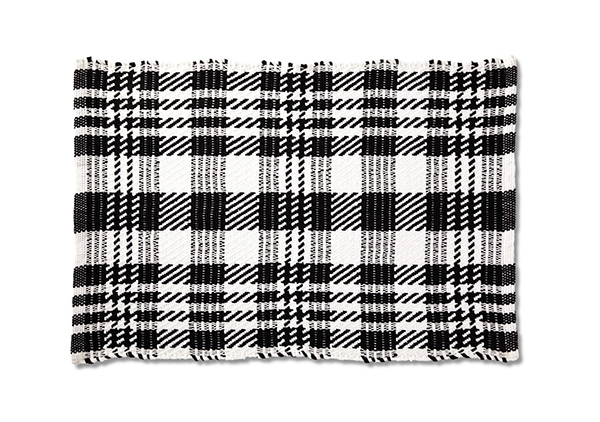 aldi Handwoven Layering Rug