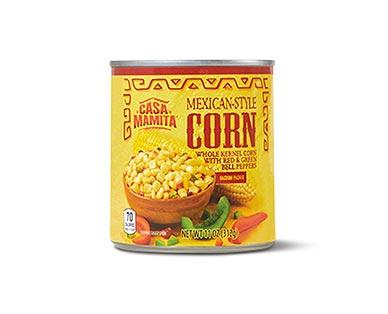 Casa Mamita Mexican Style Corn