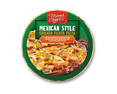 Mama Cozzi's Mexican Style Chicken Fajita Pizza