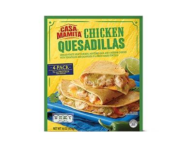 Casa Mamita 4-Pack Chicken Quesadillas