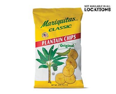 Mariquitas Original Plantain Chips