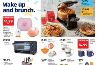 Aldi Finds Sneak Peek for 8/9/20 (8/12/20 in some stores)