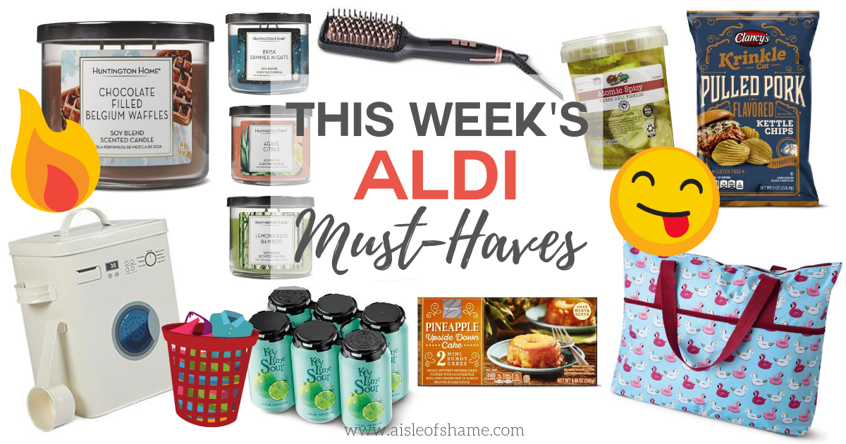 aldi must haves for august 19 2020