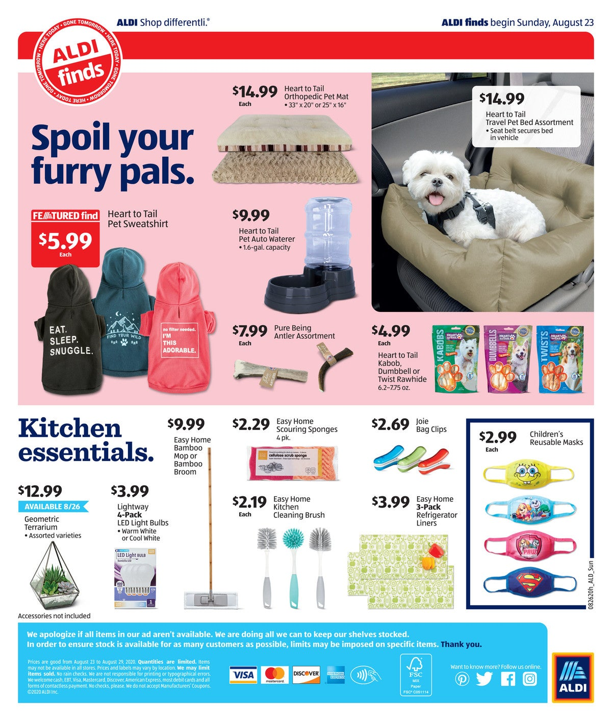 Aldi Ad preview 8-26-20 page 4