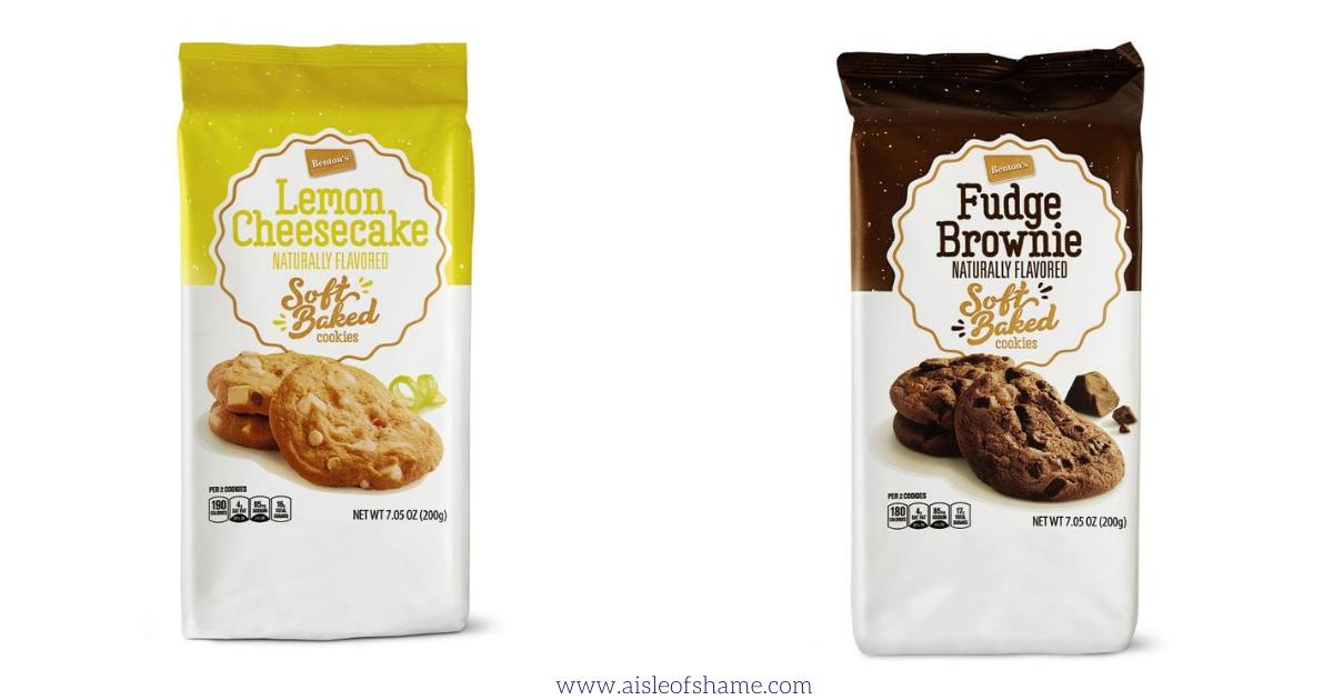 Benton's Soft Baked Cookies