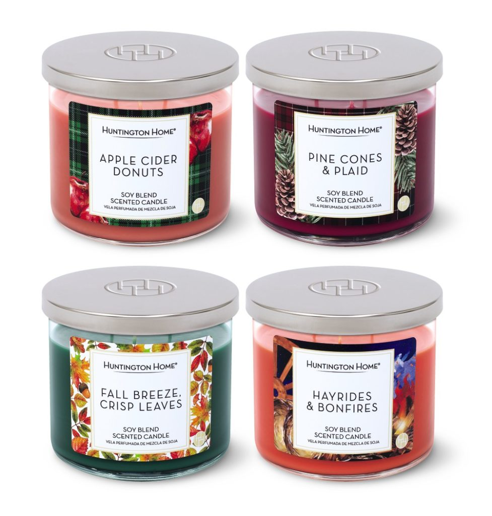 Aldi fall september candles