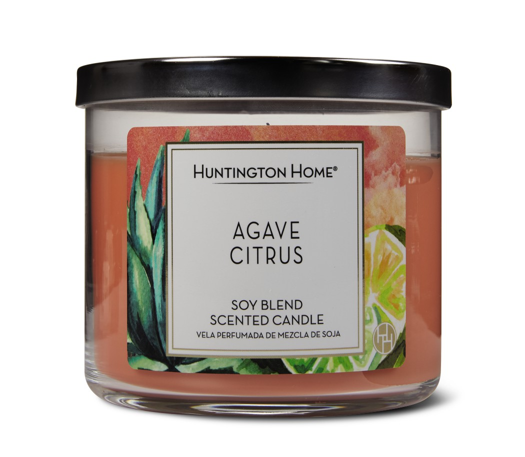 August 3-wick candles