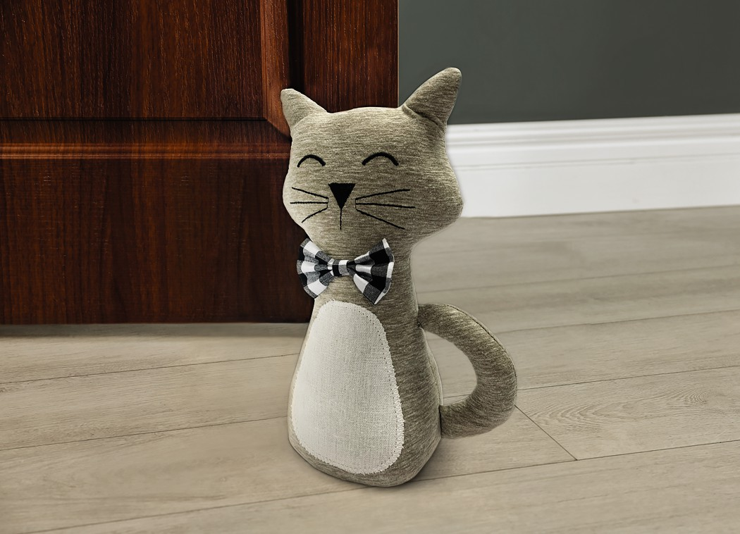 Huntington Home Cat Door Stop