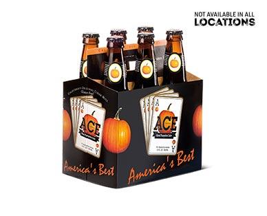ace cider pumpkin hard cider