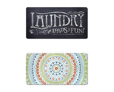 aldi laundry room mat