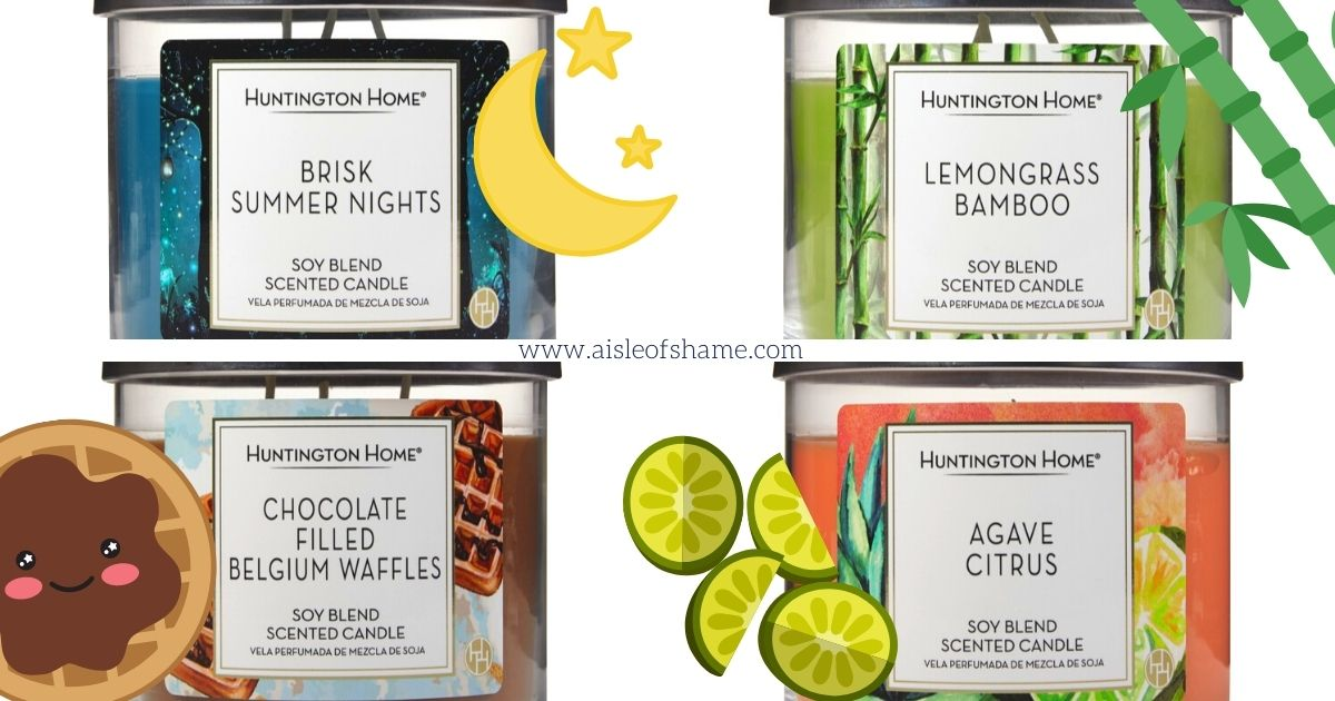 aldi late summer candles