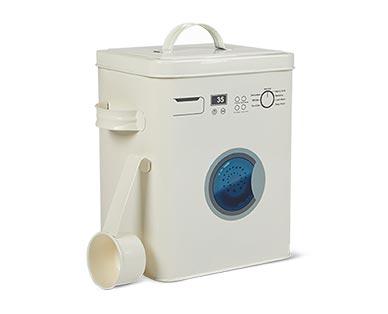 aldi laundry detergent tin