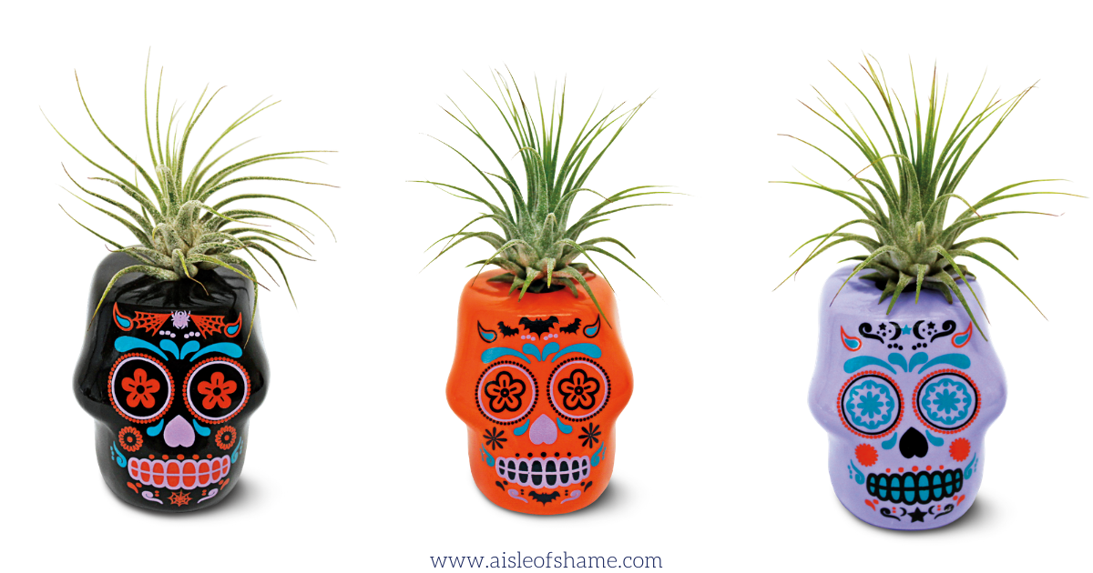 day of the dead air plants