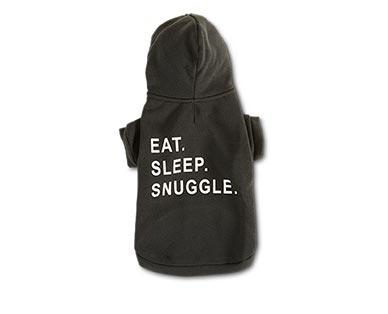 Aldi pet sweatshirt