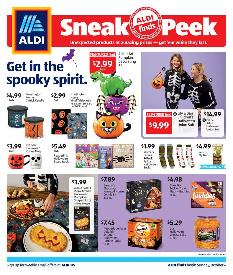 aldi ad preview for 10-7-20 page 1 of 4