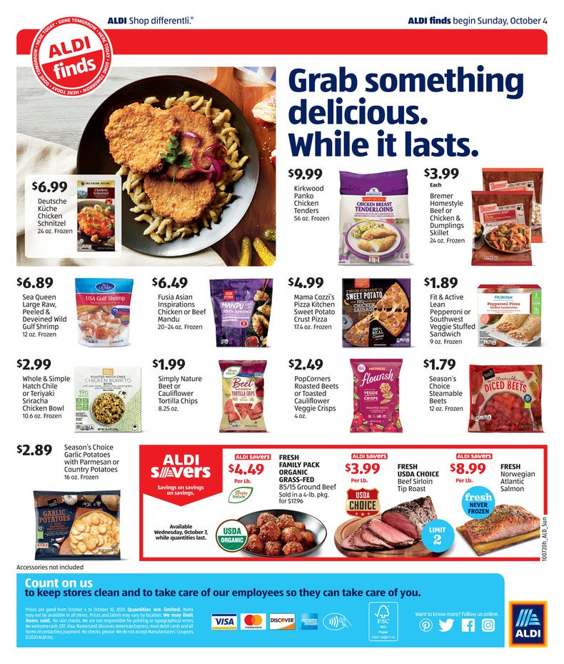aldi ad preview for 10-7-20 page 4 of 4