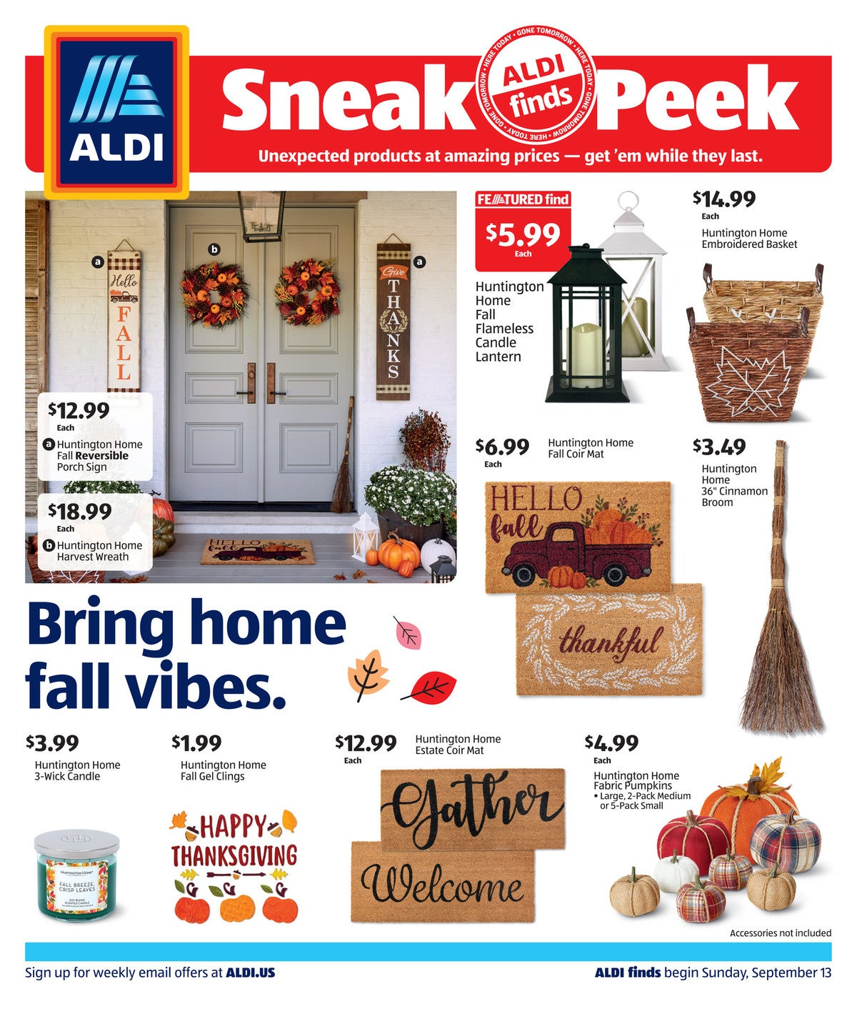 Aldi Ad preview German week