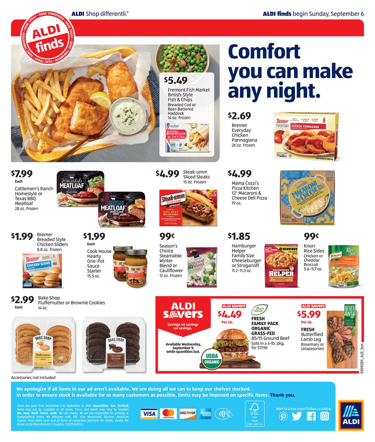 aldi ad preview september 9th 2020 page 4