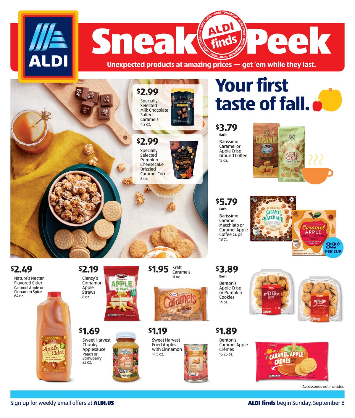 aldi ad preview september 9th 2020