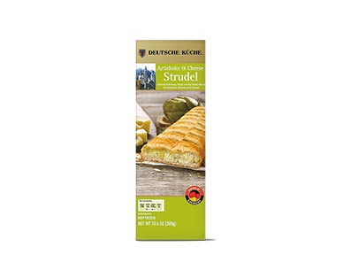 aldi german week savory strudel