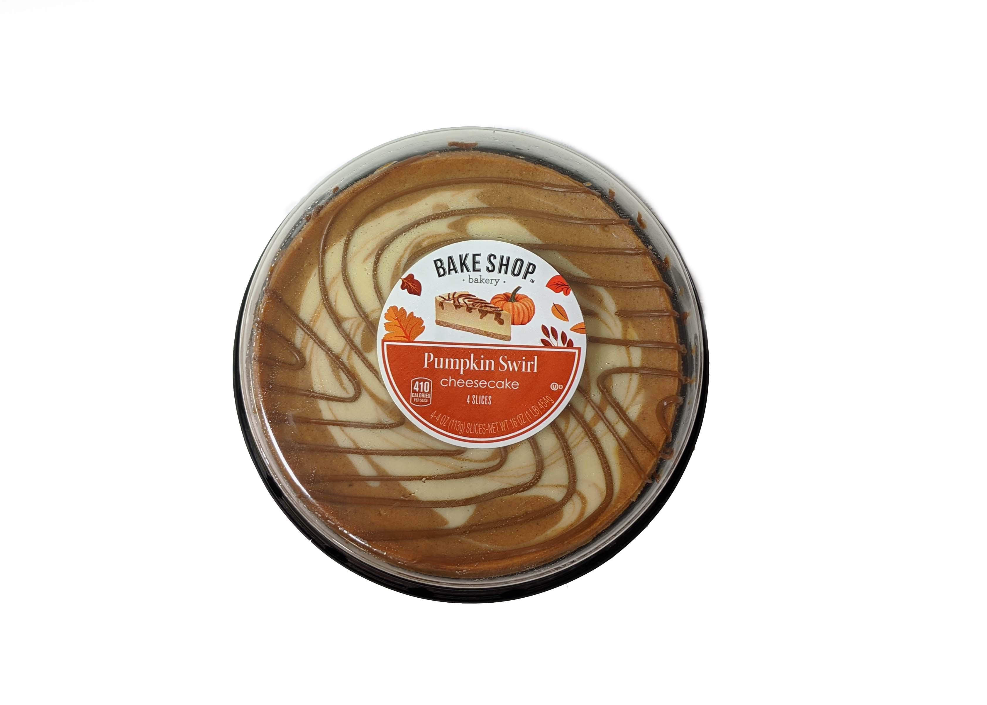 aldi pumpkin cheesecake