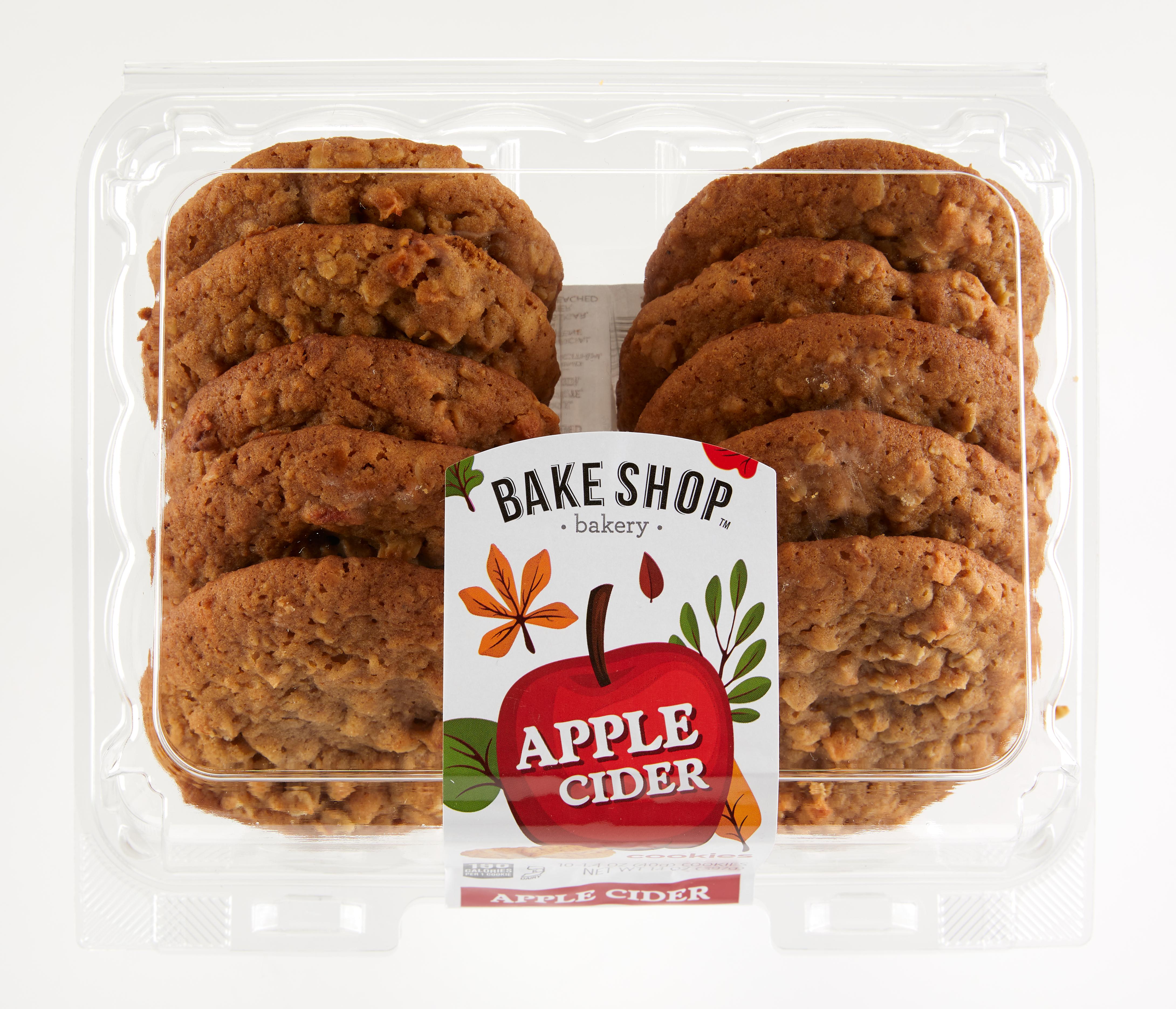 aldi apple cider cookies