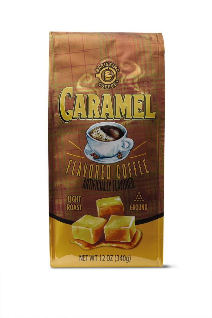 Barissimo Caramel Ground Coffee