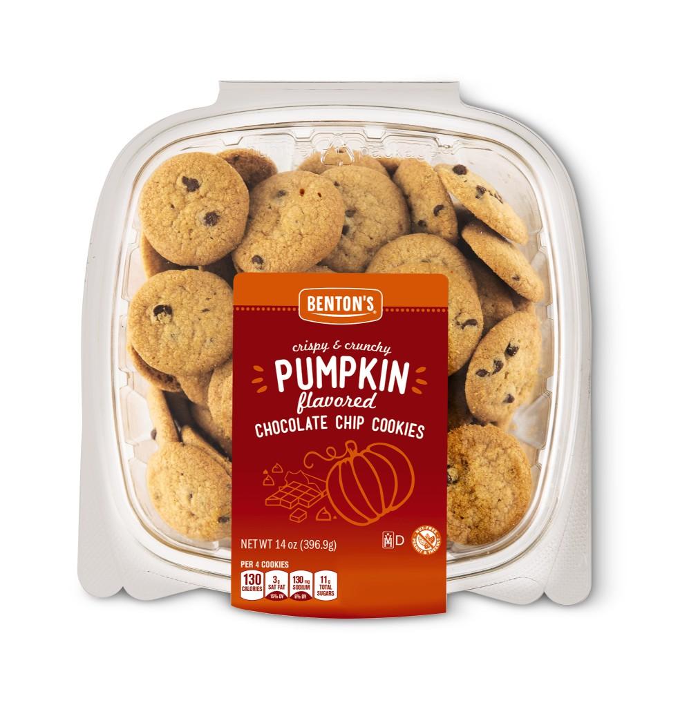 Benton's Pumpkin Cookies