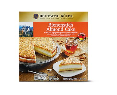 German week almond cake