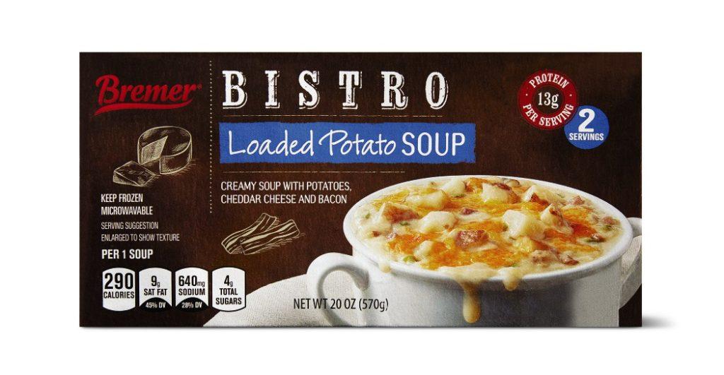 Bremer Bistro Soup Loaded Potato