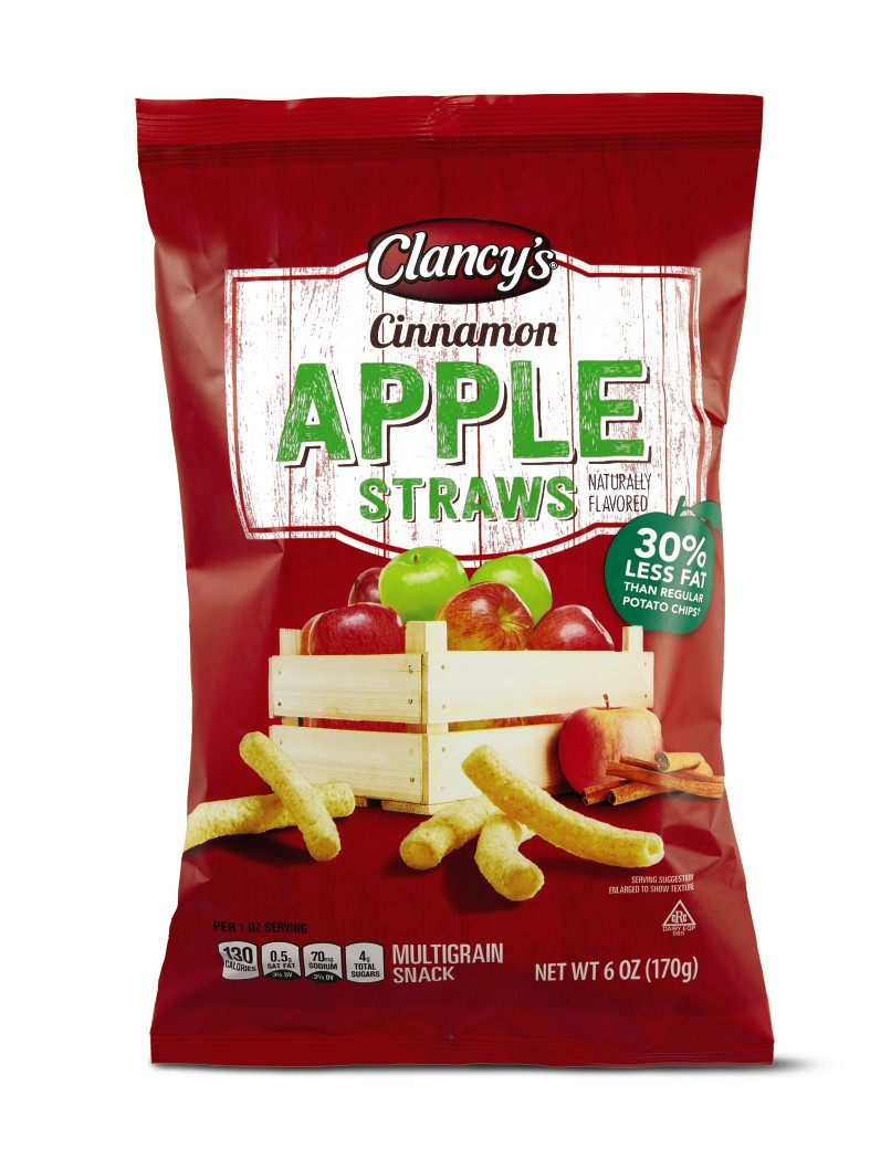 clancy's apple straws