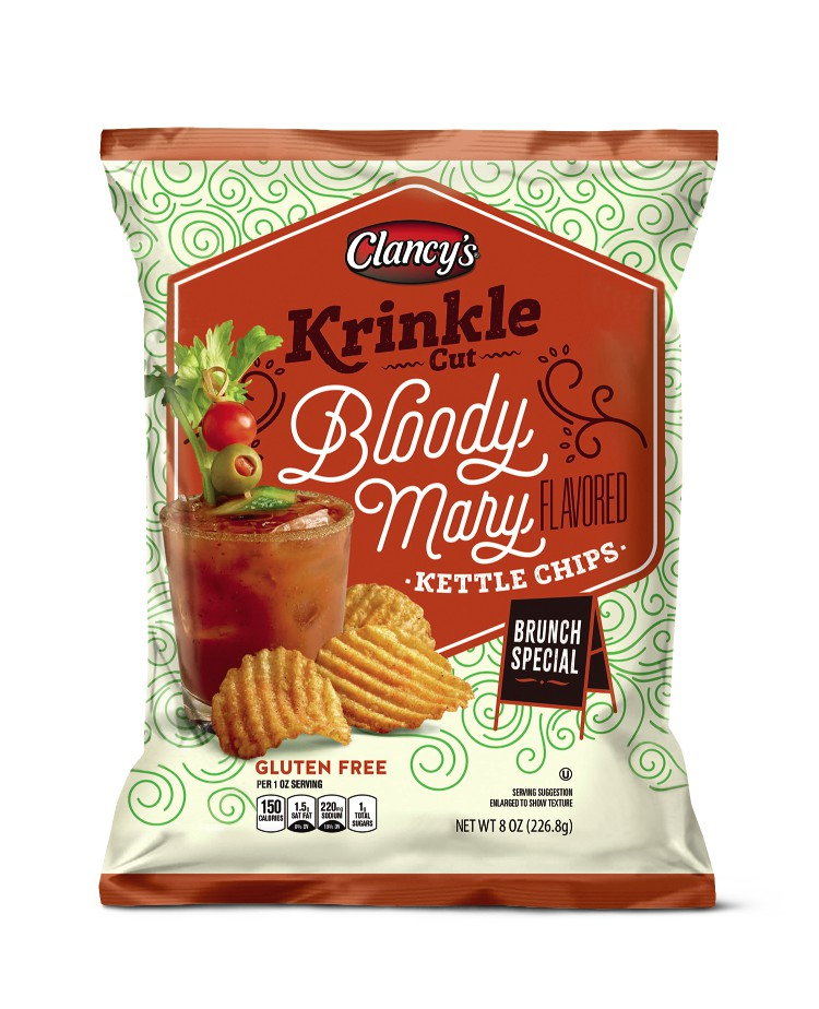 Aldi bloody mary chips
