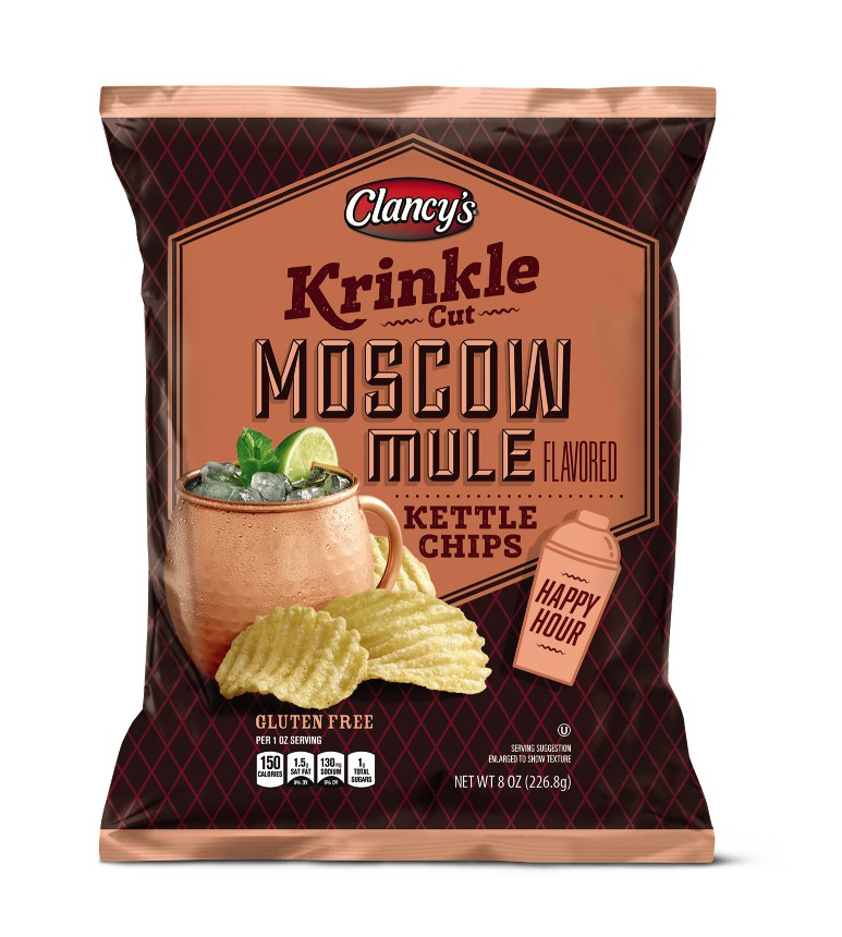 Aldi moscow mule chips