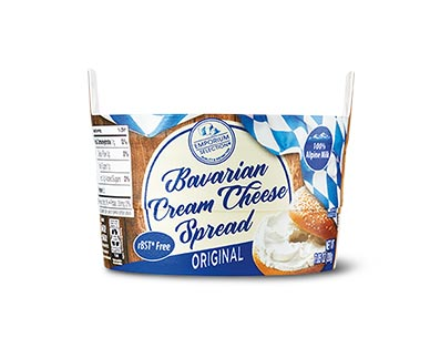 Aldi bavarian cream cheese