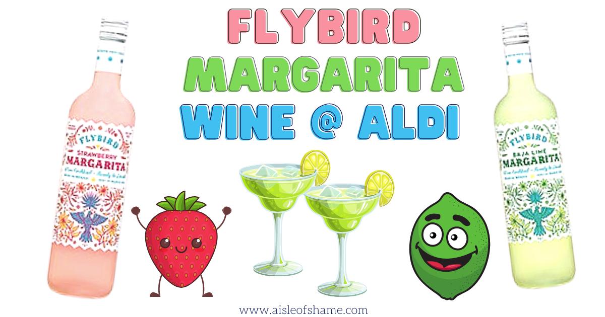 flybird margarita wine