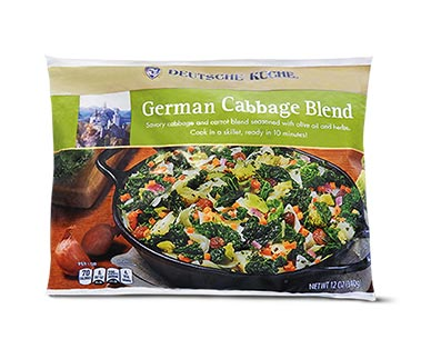 Aldi german cabbage blend