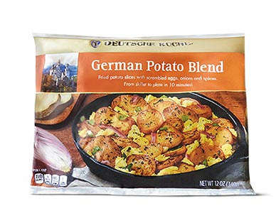 aldi german potato blend