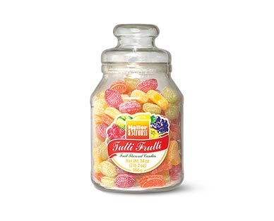 german week tutti frutti candy