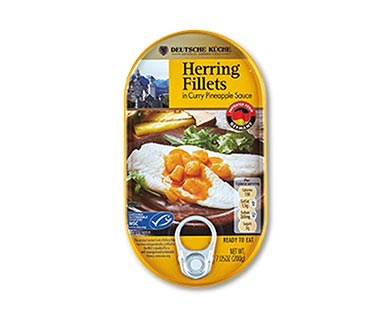 aldi herring fillets