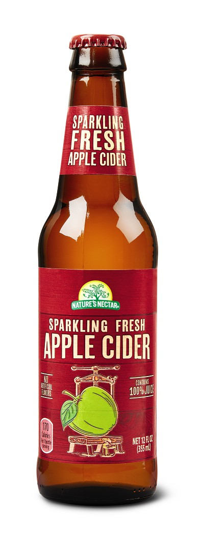 aldi sparkling apple cider