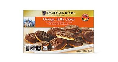 aldi orange jaffa cakes