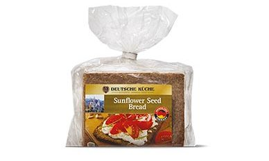 german week sunflower seed bread
